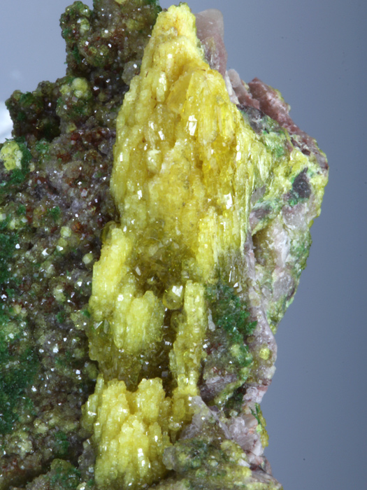 Cadmium Rich Willemite