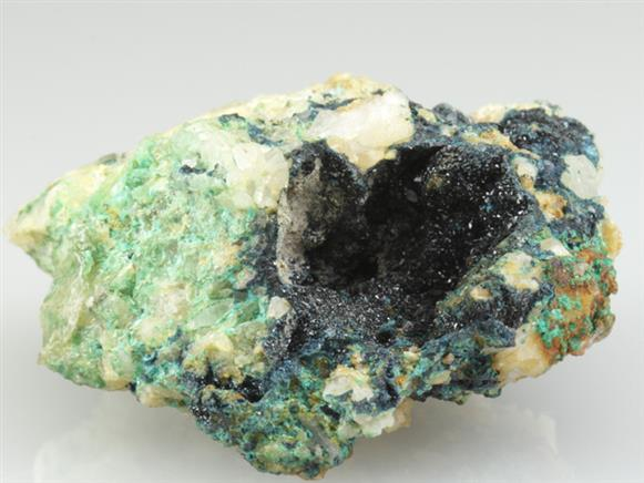 Clinoclase With Liroconite