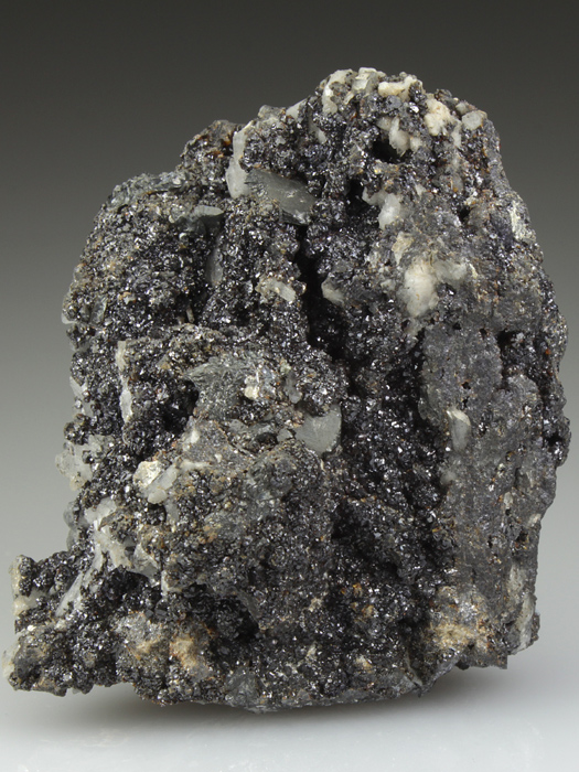 Bournonite on Sphalerite With Semseyite