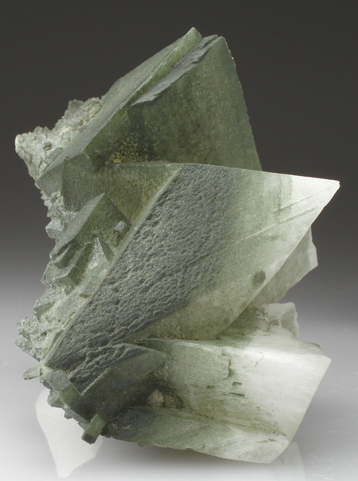 K-feldspar Var Adularia With Chlorite