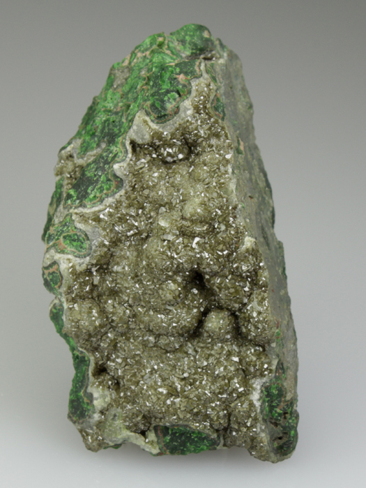 Austinite on Conichalcite