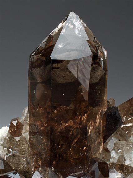 Quartz Var Smoky