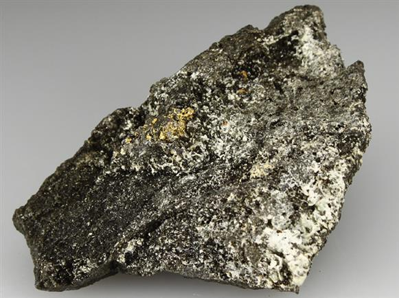 Native Gold With Tetradymite