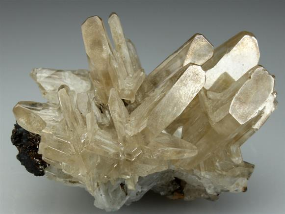 Cerussite Reticulated Crystal Habit