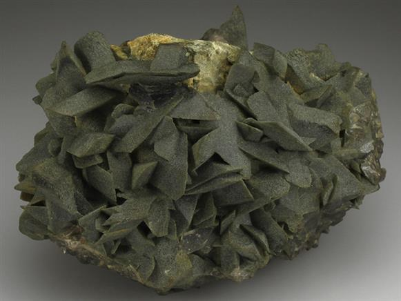 Axinite With Chlorite