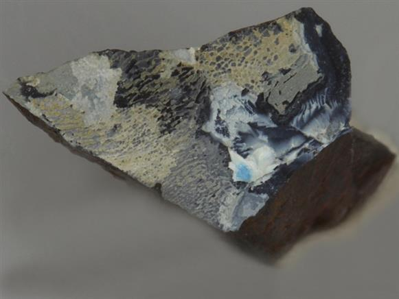 Nasonite In Datolite