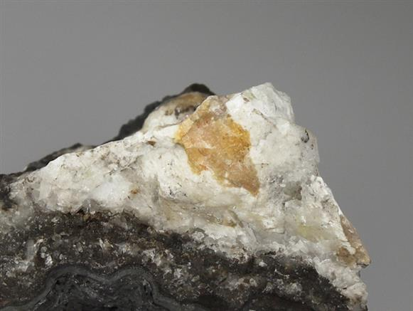 Mereheadite With Mendipite