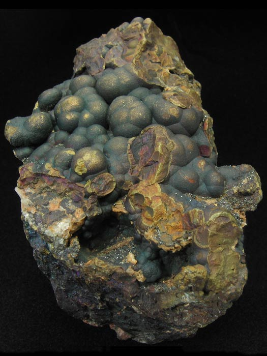 Chalcopyrite (Blister Copper)