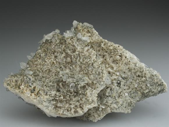 Cubanite With Chalcopyrite on Dolomite With Calcite