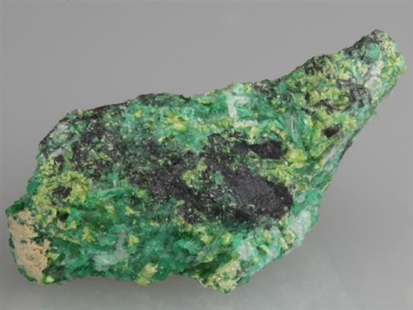 Schultenite With Cuprian Adamite