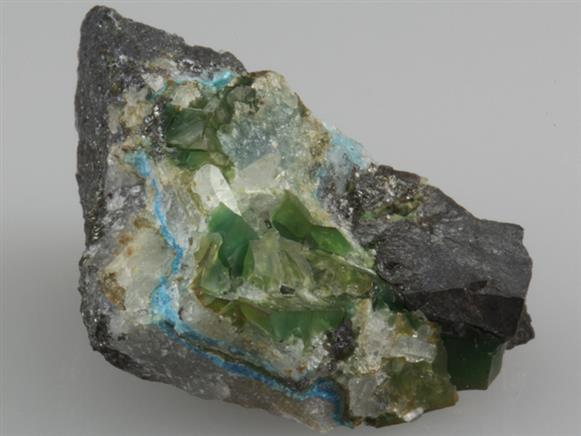 Koritnigite With Calcioandyrobertsite