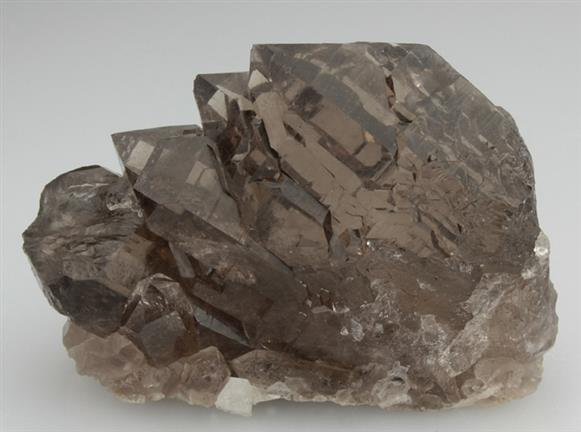 Smoky Quartz  Gwindel