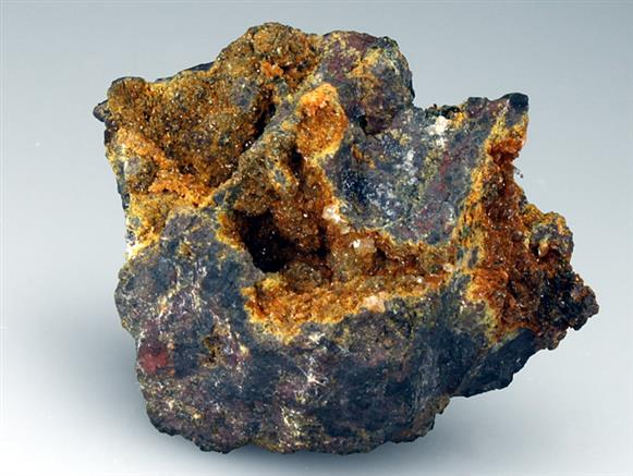 Tsumcorite With Wulfenite