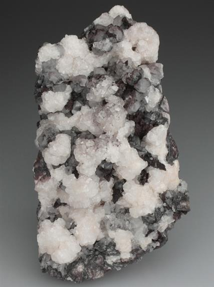 Calcite and Quartz