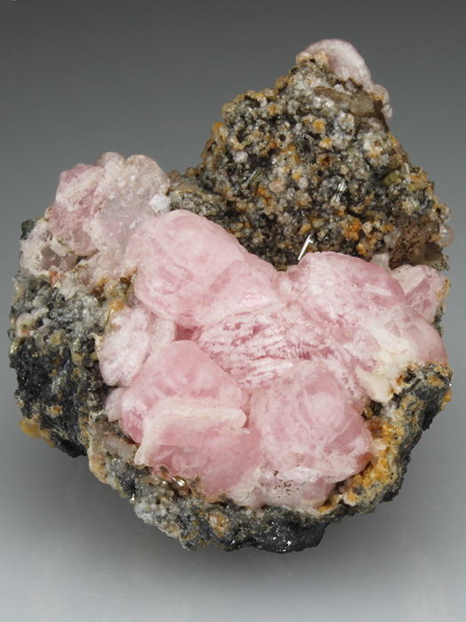 Cobaltoan Smithsonite