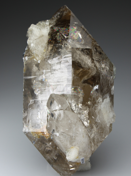 Anatase and Quartz