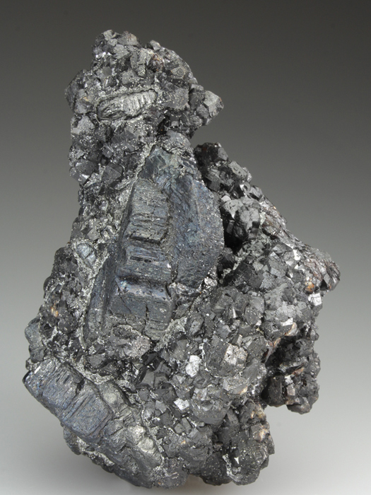 Bournonite With Sphalerite