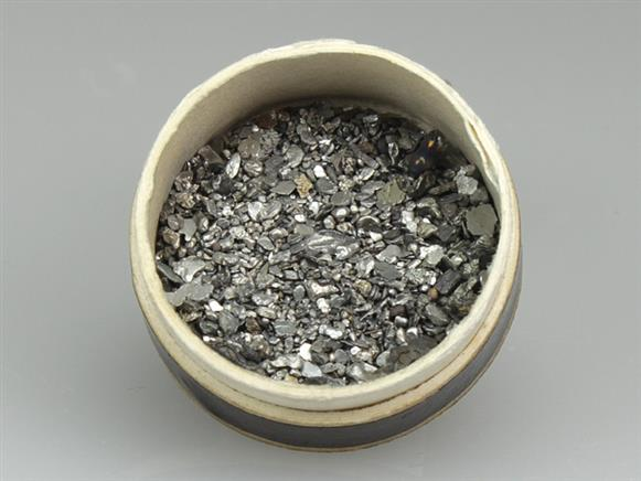 Native Iridium-osmium ((Iridosmine)