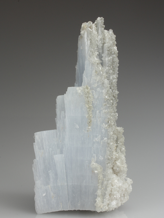Anhydrite With Calcite