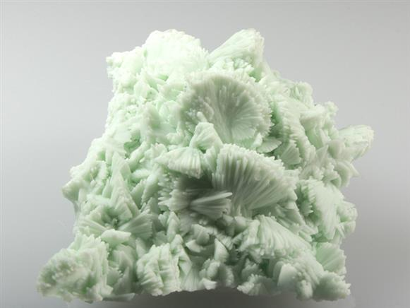 Fluorapatite Pseudomorph After Tarbuttite