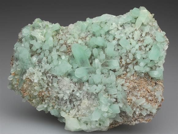 Quartz With 'Fuchsite' Inclusions