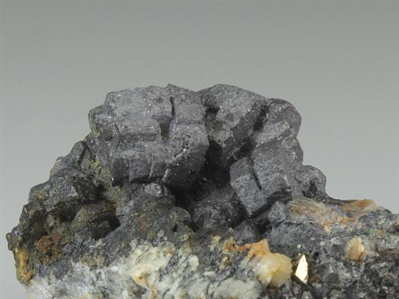 Galena Pseudomorph After Pyromorphite