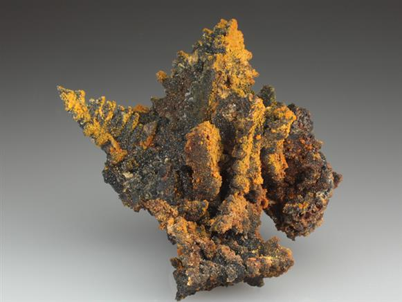 Willemite Pseudomorph After Descloizite