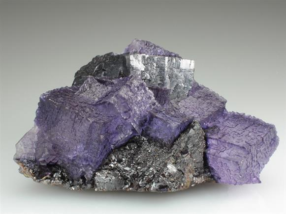 Fluorite, Galena and Sphalerite