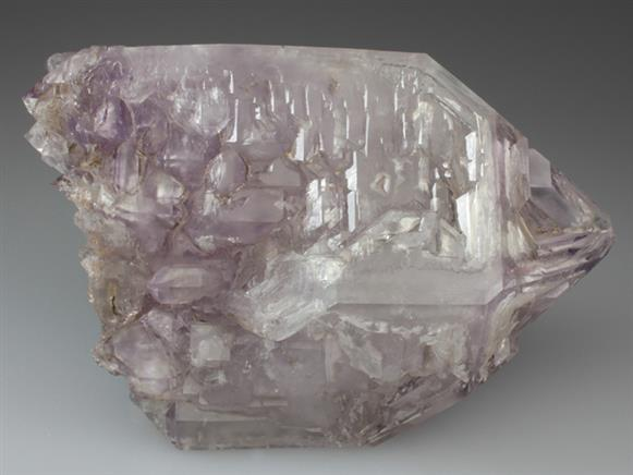 Quartz Var Amethyst Window