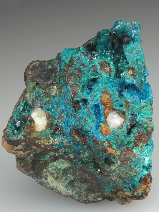 Liroconite With Clinoclase