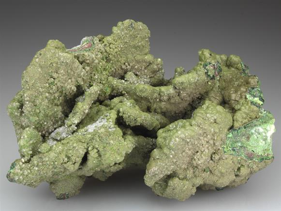 Mottramite With Dolomite