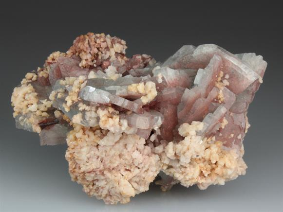 Baryte With Dolomite