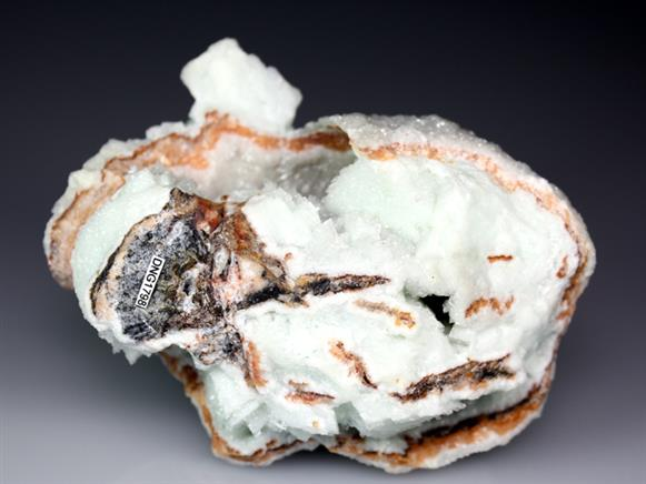 Smithsonite Psuedomorph After Dolomite