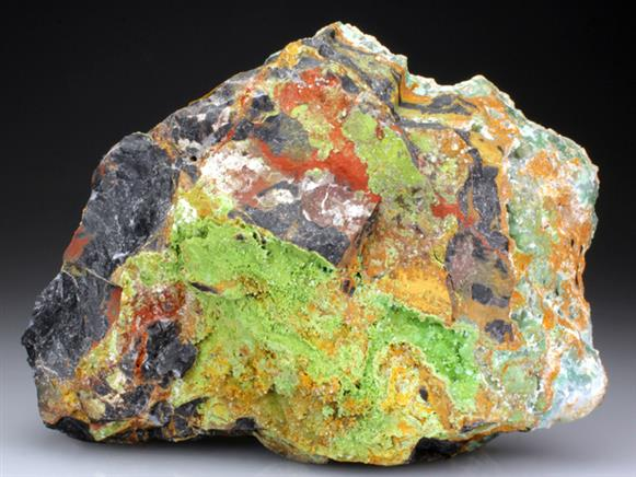 Smithsonite and Mimetite