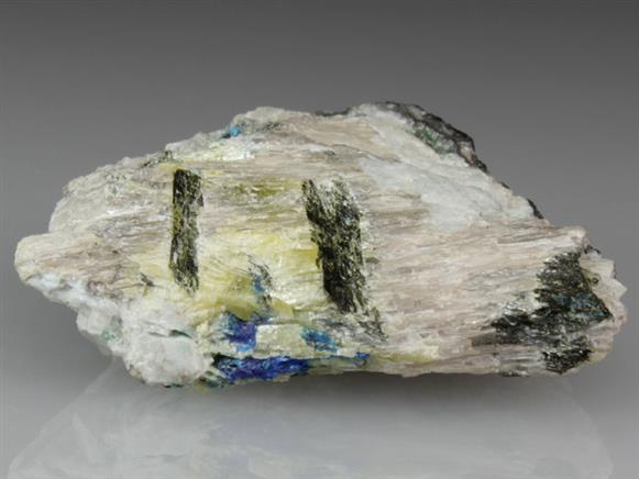 Chloroxiphite In Mendipite With Diaboleite