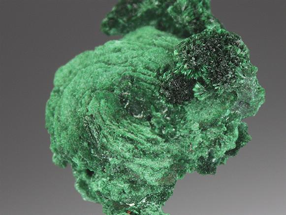 Malachite Pseudomorph After Baryte