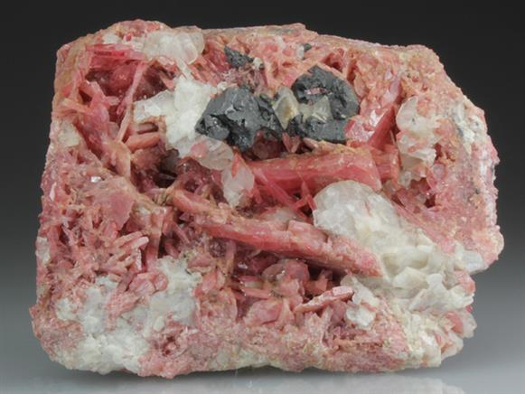 Rhodonite With Bannisterite