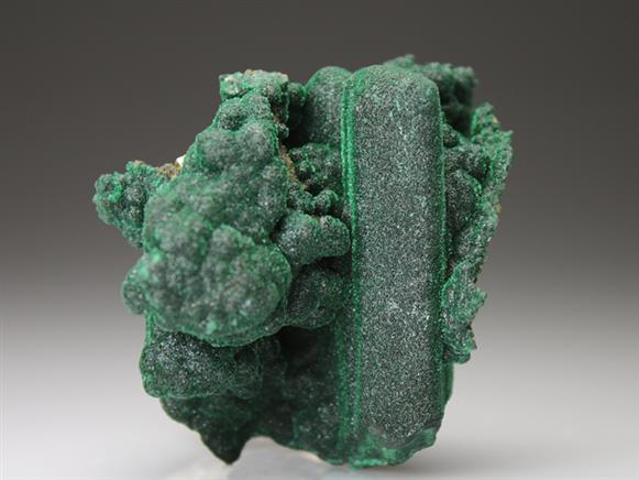 Malachite Pseudomorph After Azurite