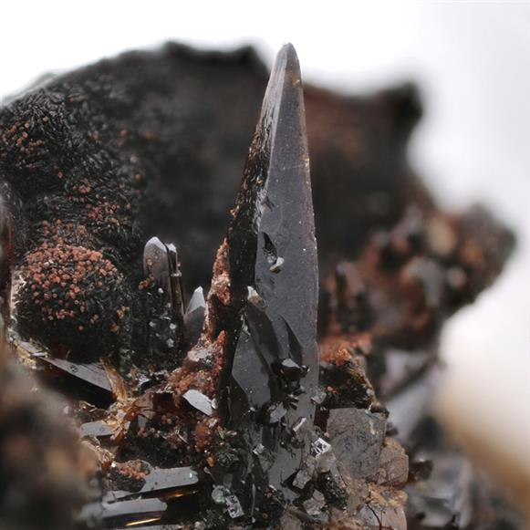 Cassiterite (Sparable Tin Crystals)