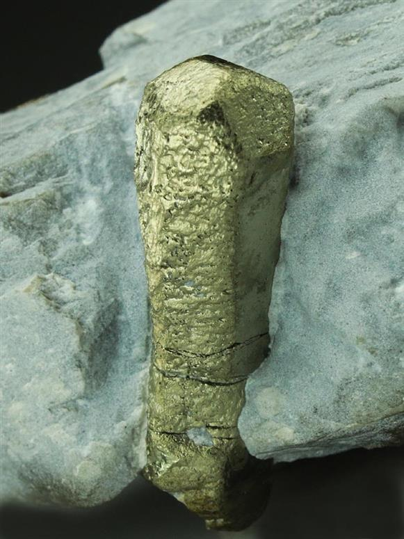 Pyrite In Talc