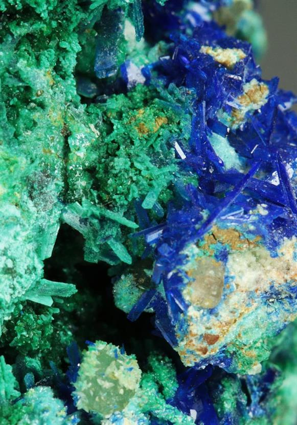 Linarite With Brochanite
