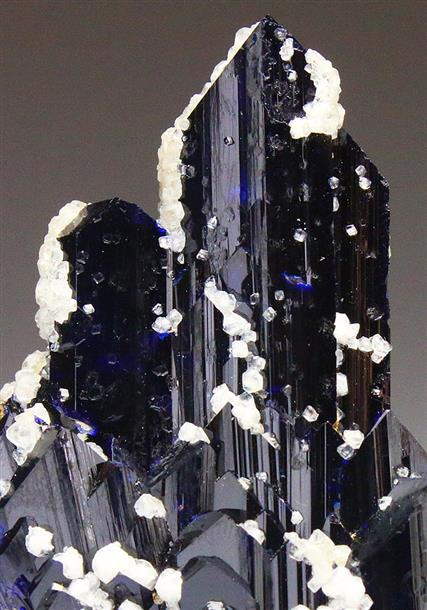 Azurite With Smithsonite