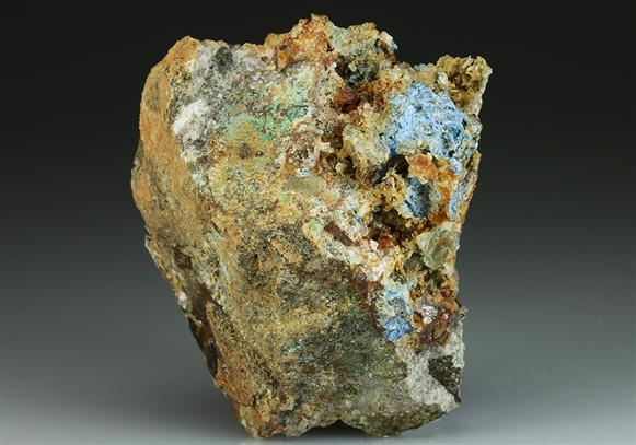 Schmiederite With Leadhillite