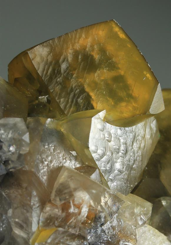 Cadmium Enriched Smithsonite