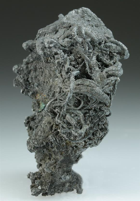 Acanthite Pseudomorph After Native Silver