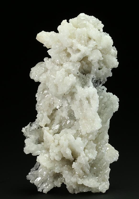 Anglesite Pseudomorph After Cerussite