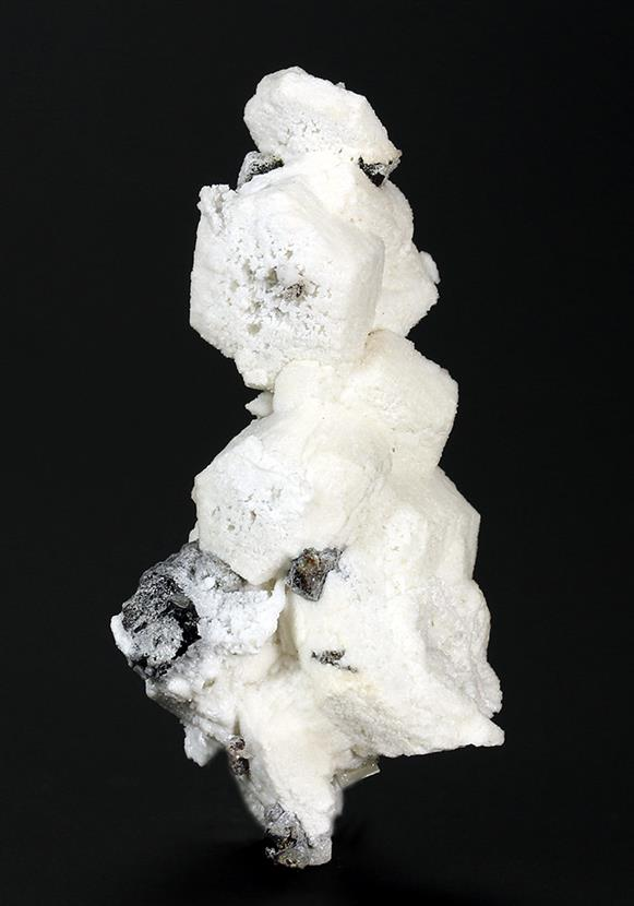 Calcite and Baryte After Witherite