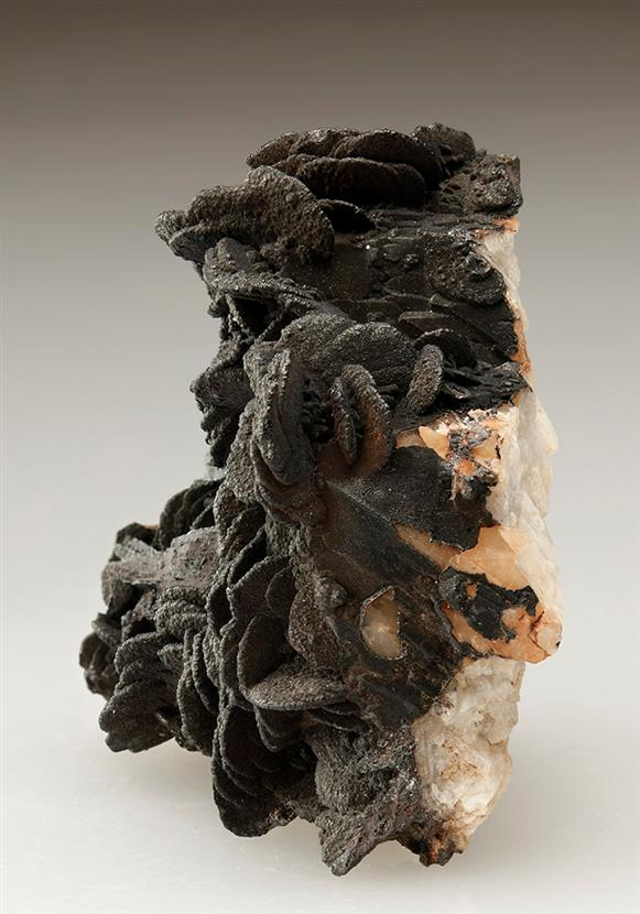 Goethite Pseudomorph After Calcite