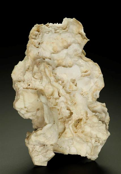 Quartz Cast Epimorph After Fluorite