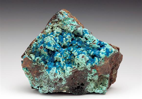 Liroconite on Strashimirite